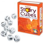 Story cube game