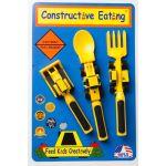Construction eating set