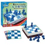 Solitaire chess mini game