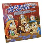 Headbanz card game