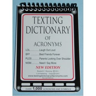 Text language dictionary
